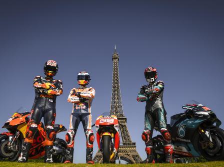 Off-Track, SHARK Helmets Grand Prix de France