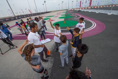 Road to MotoGP™: Vorstellung der Qatar Motorsport Academy