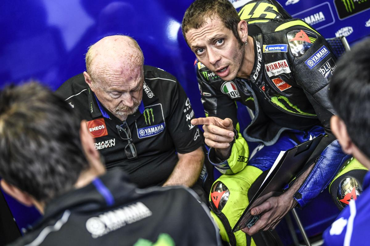 Rossi sets sights on triumph under the Tricolour