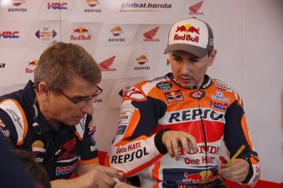 Lorenzo admits to finding major setup breakthrough