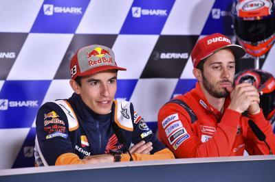 Will Marquez risk Q1 if it rains?
