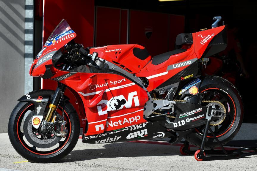 Andrea Dovizioso, Mission Winnow Ducati, SHARK Helmets Grand Prix de France