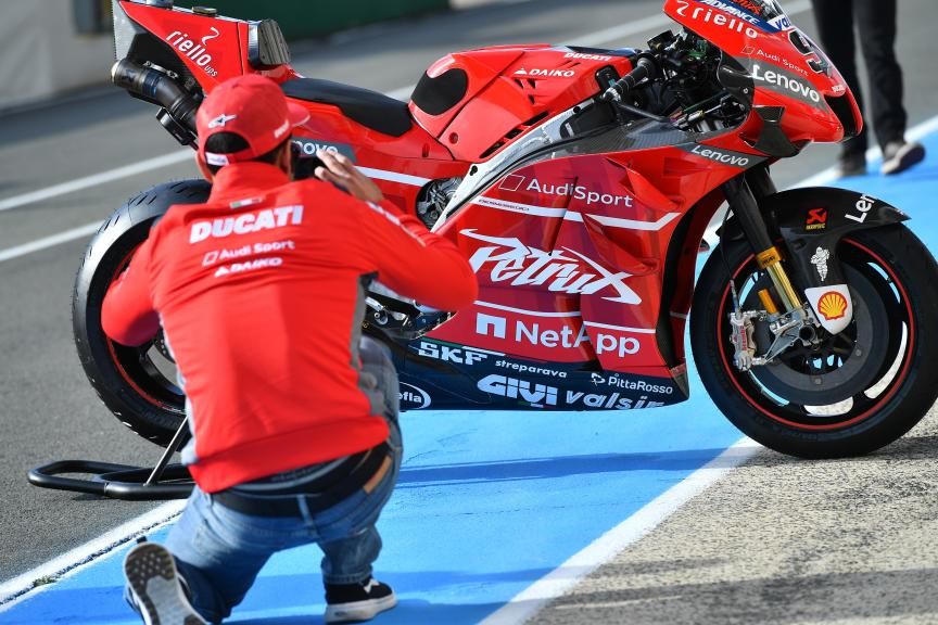 Danilo Petrucci, Mission Winnow Ducati, SHARK Helmets Grand Prix de France