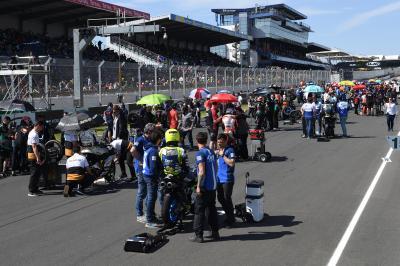 El FIM CEV Repsol pasa por Le Mans antes de Montmeló