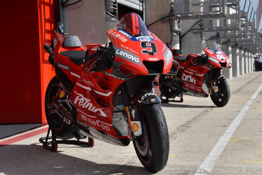 Danilo Petrucci, Mission Winnow Ducati, SHARK Helmets Grand Prix de France