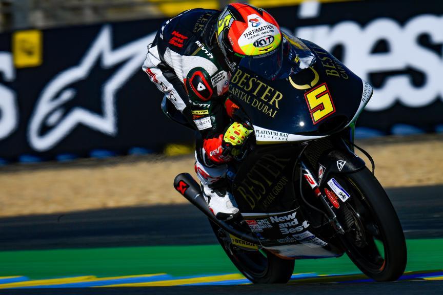 Jaume Masia, Bester Capital Dubai, SHARK Helmets Grand Prix de Franc