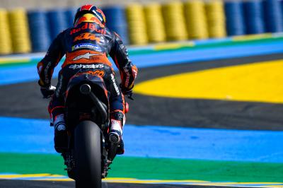 Zarco far from at home in Le Mans