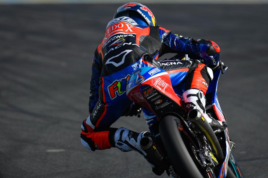 Filip Salac, Redox PruestlGP, SHARK Helmets Grand Prix de France