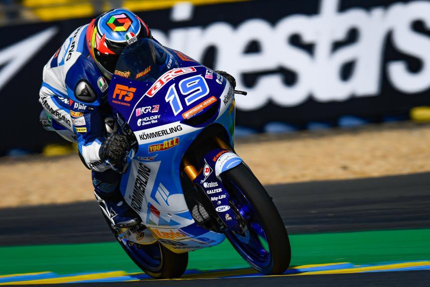 Gabriel Rodrigo, Kőmmerling Gresini Moto3, SHARK Helmets Grand Prix de France