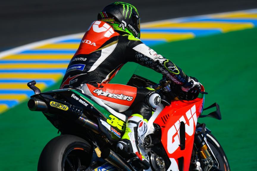 Cal Crutchlow, LCR Honda Castrol, SHARK Helmets Grand Prix de France