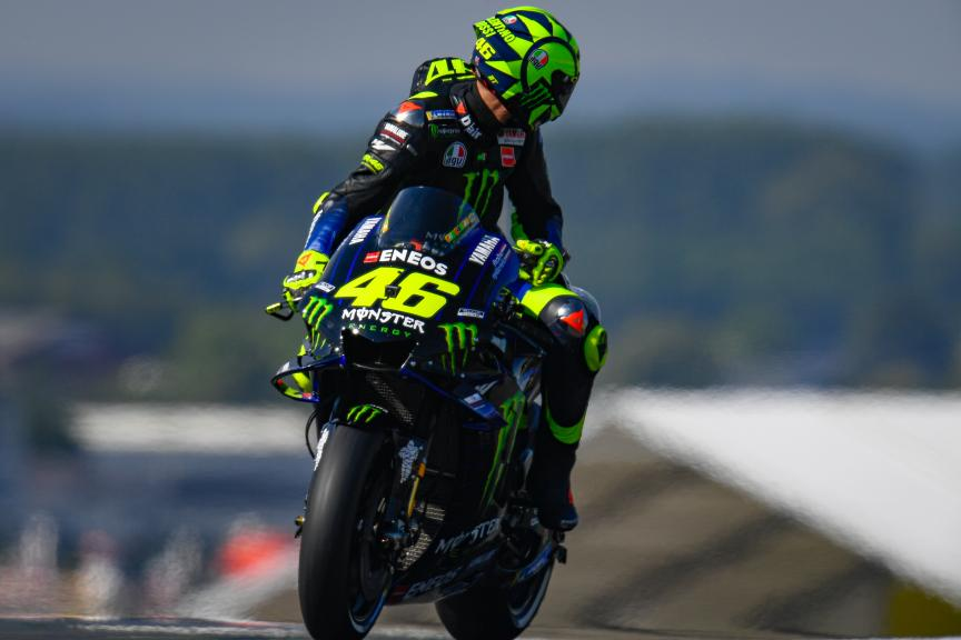 Valentino Rossi, Monster Energy Yamaha Motogp, SHARK Helmets Grand Prix de France