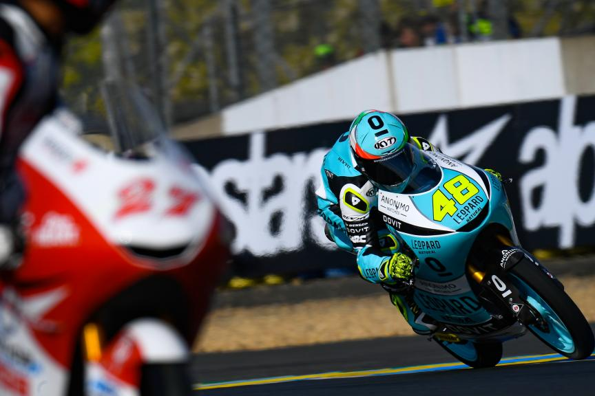 Lorenzo Dalla Porta, Leopard Racing, SHARK Helmets Grand Prix de France