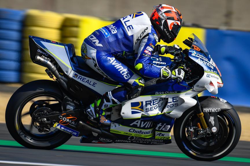 Tito Rabat, Reale Avintia Racing, SHARK Helmets Grand Prix de France