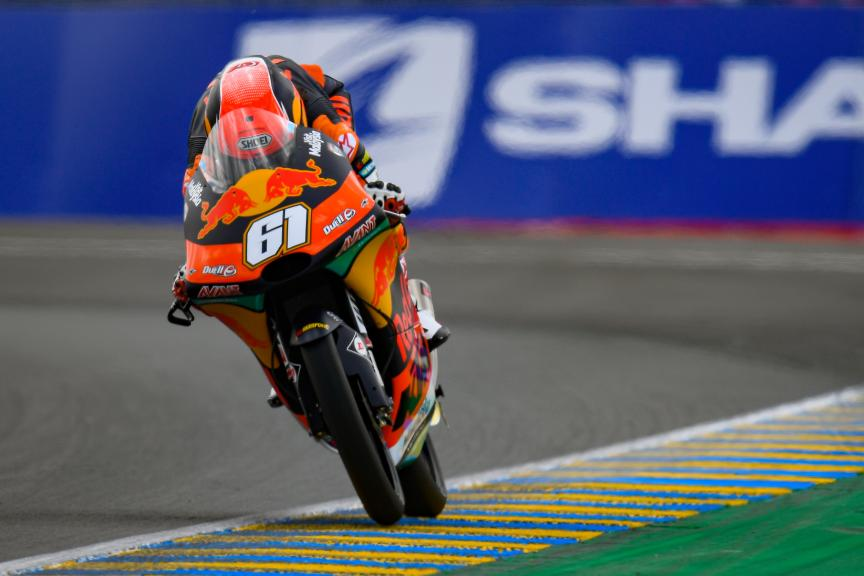 Can Oncu, Red Bull KTM Ajo, SHARK Helmets Grand Prix de France