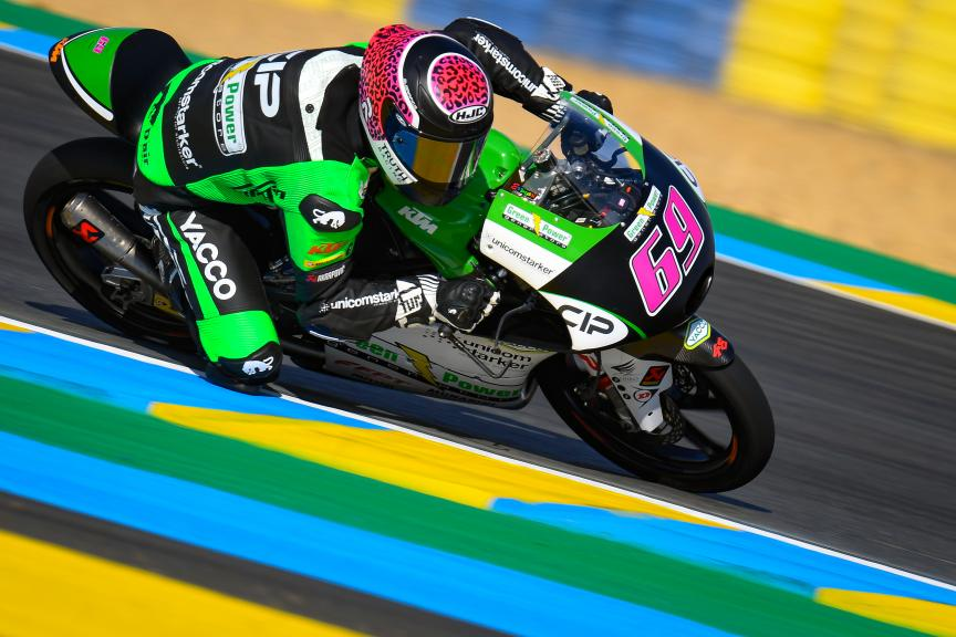 Tom Booth-Amos, CIP Green Power, SHARK Helmets Grand Prix de France