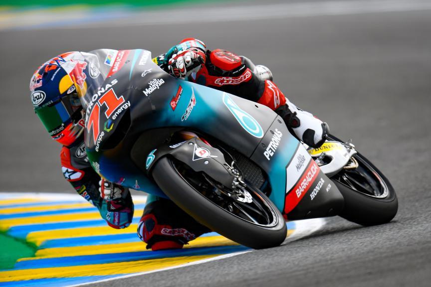 Ayumu Sasaki, Petronas Sprinta Racing, SHARK Helmets Grand Prix de France