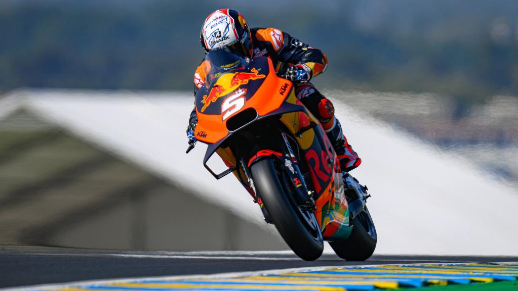 Johann Zarco, Red Bull KTM Factory Racing, SHARK Helmets Grand Prix de France