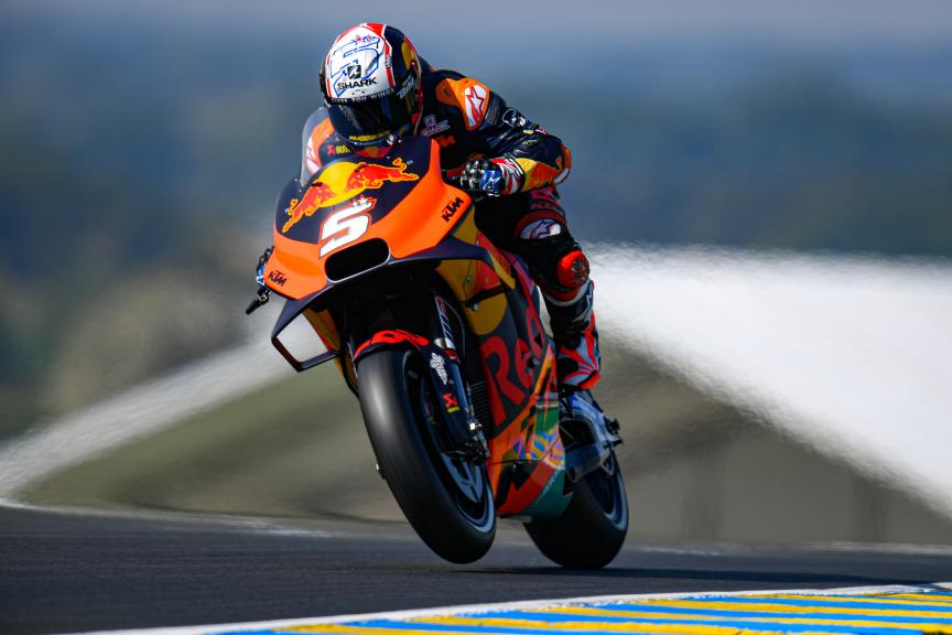 Johann Zarco, Red Bull KTM Factory Racing, SHARK Helmets Grand Prix de France