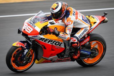 Enfin de retour, Lorenzo « mieux sur la moto » ce vendredi