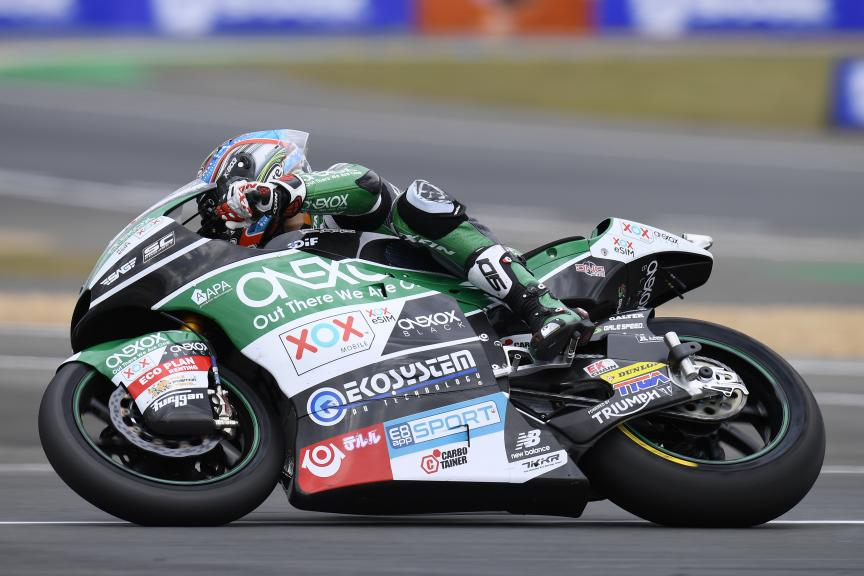 Moto2, SHARK Helmets Grand Prix de France