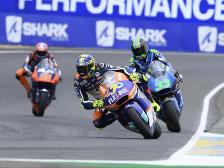 Moto2, Free Practice, SHARK Helmets Grand Prix de France