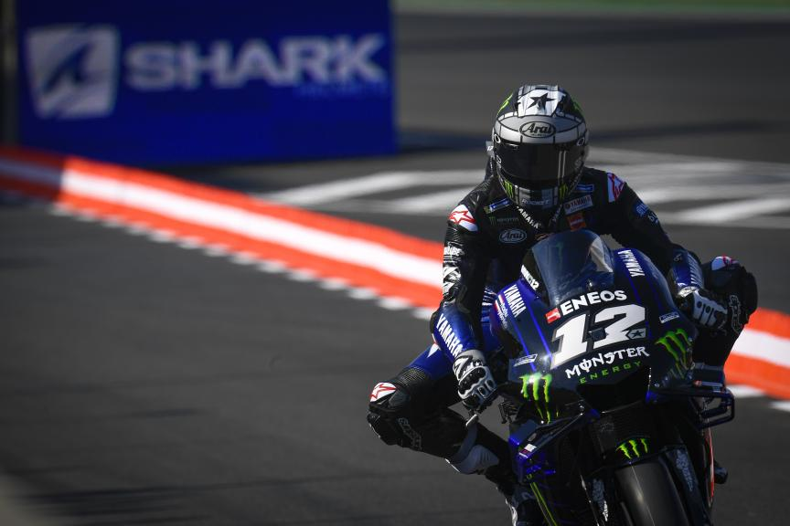 Maverick Vinales, Monster Energy Yamaha Motogp, SHARK Helmets Grand Prix de France