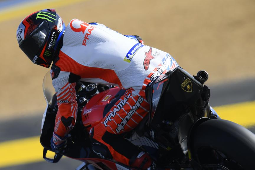 Francesco Bagnaia, PRAMAC RACING, SHARK Helmets Grand Prix de France