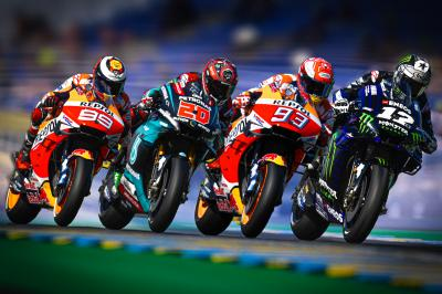 MotoGP™ : Viñales domine des FP2 cruciales au Mans