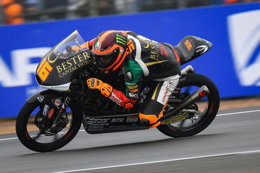 Andrea Migno, Bester Capital Dubai, SHARK Helmets Grand Prix de France