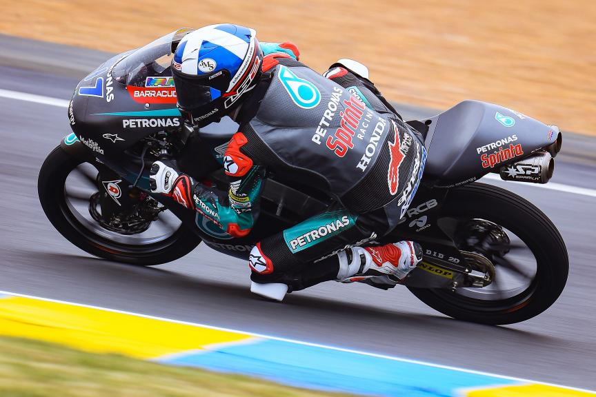 John McPhee, Petronas Sprinta Racing, SHARK Helmets Grand Prix de France
