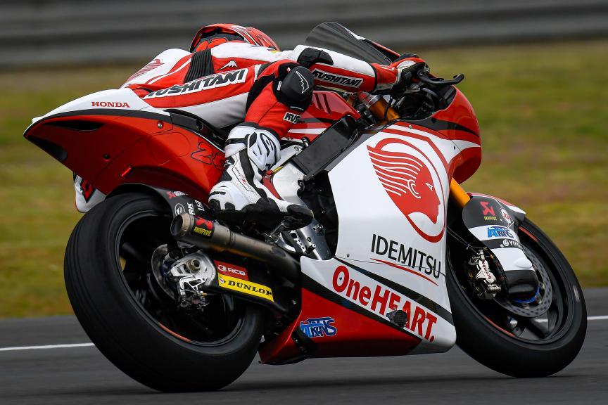 Dimas Ekky Pratama, Idemitsu Honda Team Asia, SHARK Helmets Grand Prix de France