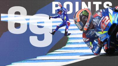 La MotoGP™, fino a questo momento