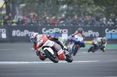 Kunii cruises to Le Mans victory