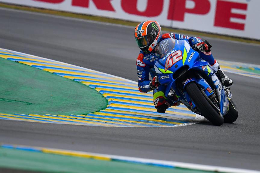 Alex Rins, Team Suzuki Ecstar, SHARK Helmets Grand Prix de France 43Jack Miller, PRAMAC RACING, SHARK Helmets Grand Prix de France