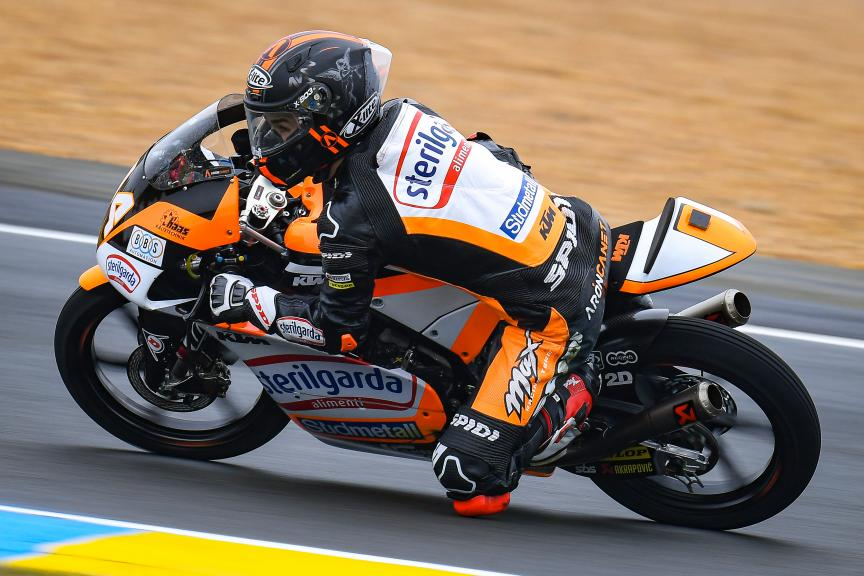 Aron Canet, Sterilgarda Max Racing Team, SHARK Helmets Grand Prix de France