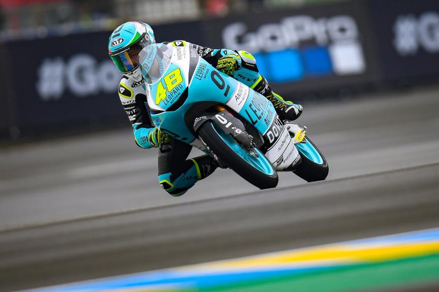 Lorenzo Dalla Porta, Leopard Racing, SHARK Helmets Grand Prix de France