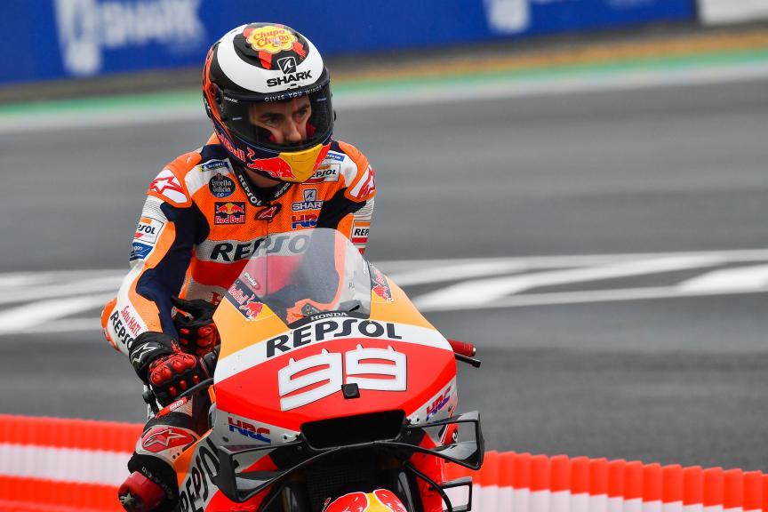 Jorge Lorenzo, Repsol Honda Team, SHARK Helmets Grand Prix de France