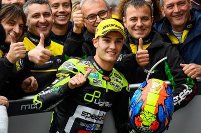 Moto2™ : Navarro signe la pole au Mans