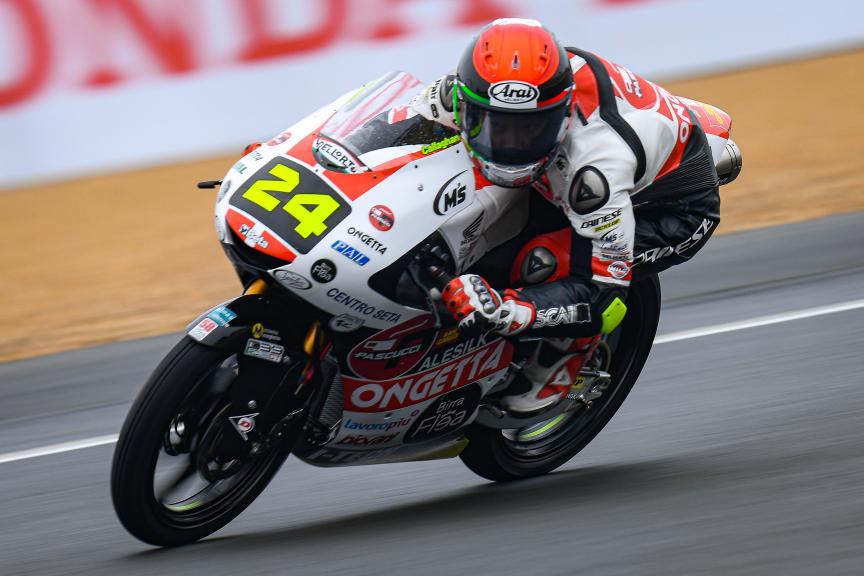 Tatsuki Suzuki, SIC58 Squadra Corse, SHARK Helmets Grand Prix de France