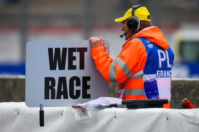 Dry or wet race: what do the riders want?