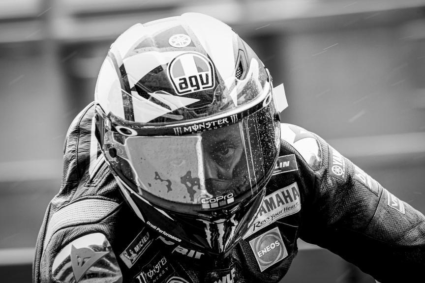 Valentino Rossi, Monster Energy Yamaha Motogp, SHARK Helmets Grand Prix de France