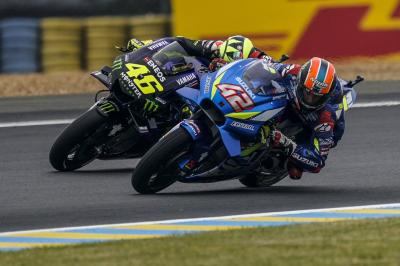 Looking forward to be MR.Sunday if @valeyellow46 does agree