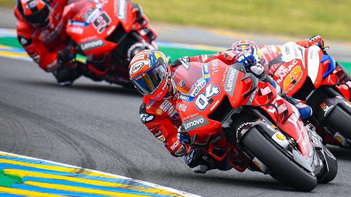 Ducati bromance: Dovi Petrux's friendship grows in Le Mans