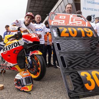 300. Honda-Sieg nach Marquez' französischer Meisterklasse