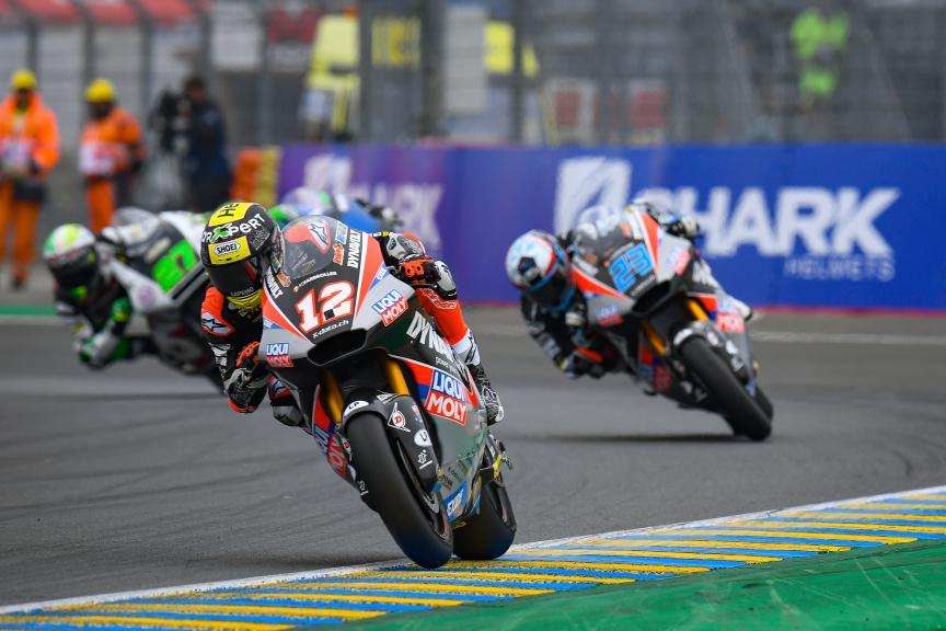 Tom Luthi, Dynavolt Intact GP, SHARK Helmets Grand Prix de France