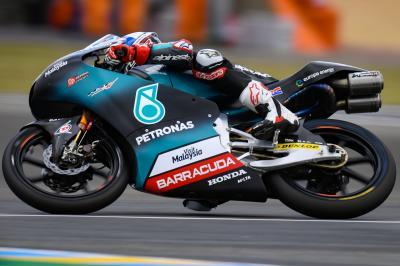 McPhee, con ritmo para emular a Viñales en Le Mans