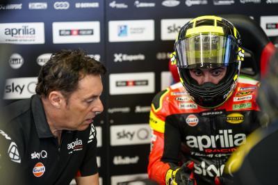 Las secuelas de Jerez arruinan la carrera de Iannone