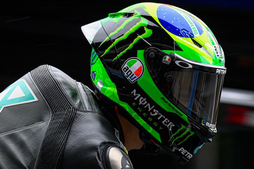 Franco Morbidelli, Petronas Yamaha SRT, SHARK Helmets Grand Prix de France
