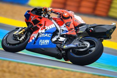 Die besten Szenen des Frankreich GP in Zeitlupe