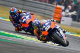 Hafizh Syahrin, Miguel Oliveira, Red Bull KTM Tech 3, SHARK Helmets Grand Prix de France